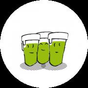 Rekwup est une coopérative écoresponsable qui vous propose la vente ou la location de gobelets réutilisables